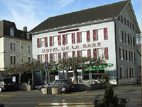 Hotel de la Gare HG, Porrentruy