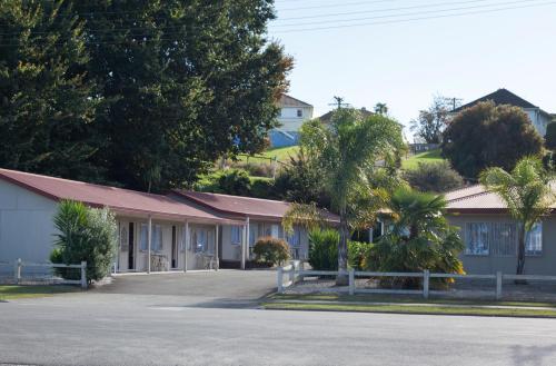 Motel Te Kuiti, Waitomo