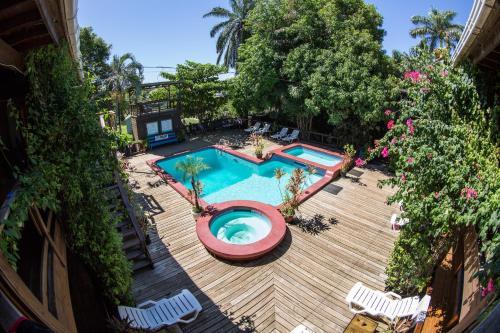 Mango Inn Resort, Utila