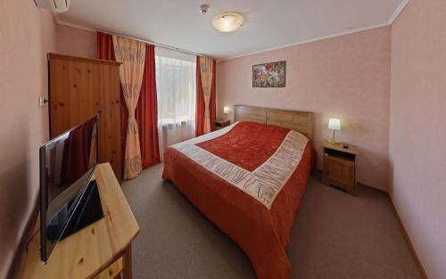 Hotel Dzemgi, Konsomolsk-na-amure