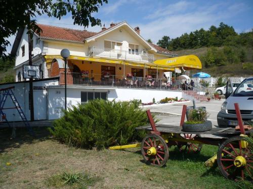 Motel Stara Vrba, Kuršumlija