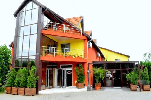 Hotel Andrei, Campia Turzii