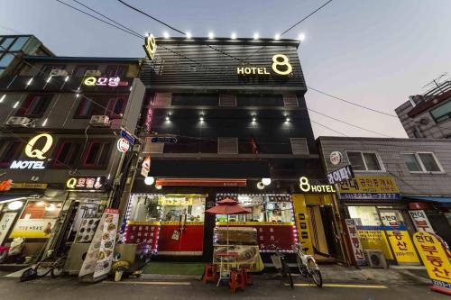 8MOTEL, Seongbuk