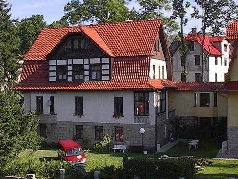 Pensjonat Lider, Jelenia Góra