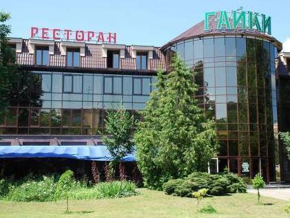 Hotel Complex Gayki, Zhytomyrs'ka