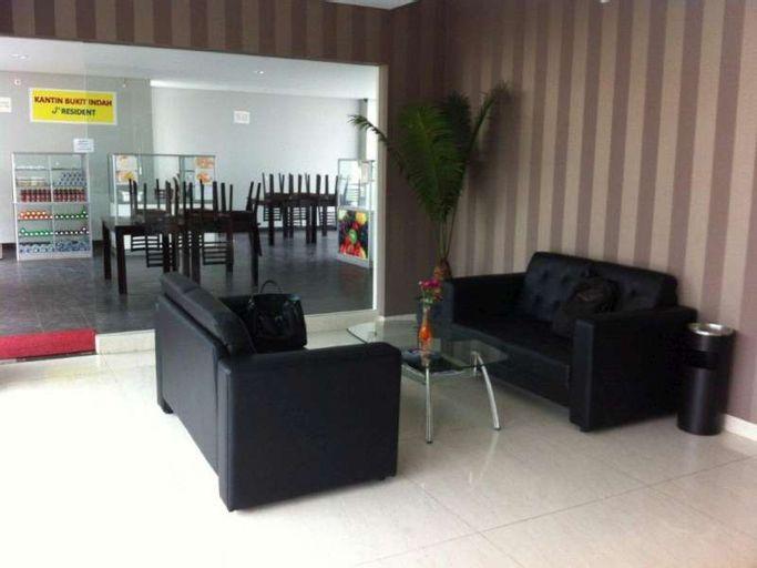 J Residence Hostel Ciumbuleuit, Bandung
