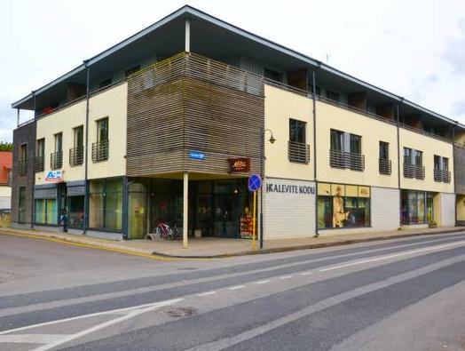 Kuressaare Tallinn Street Apartments, Kuressaare