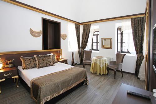 Amasya Tashan Hotel, Merkez