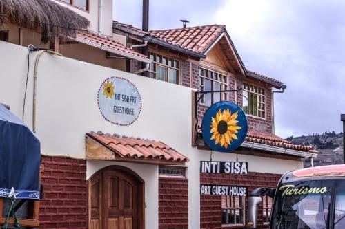 Inti Sisa Art Guesthouse, Guamote