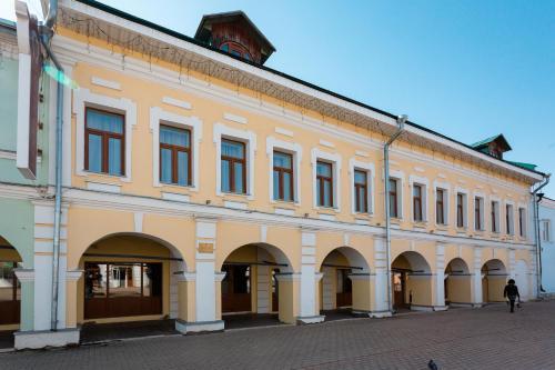 Russkoe Podvorie, Rostov