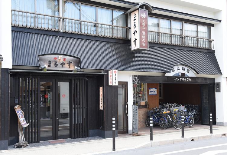 Amanohashidate Ryokan Maruyasu, Miyazu