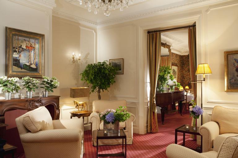 Hotel d'Angleterre Saint Germain des Prés, Paris