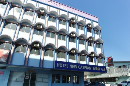 New Caspian Hotel, Kinta
