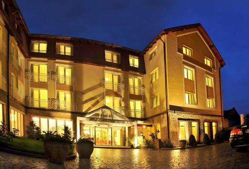 Citrin Hotel, Brasov