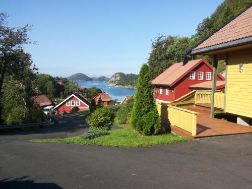 Bjørnevag Ferie, Farsund