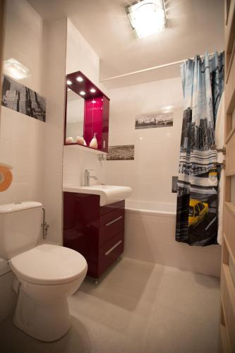Apartament Faleza, Galati