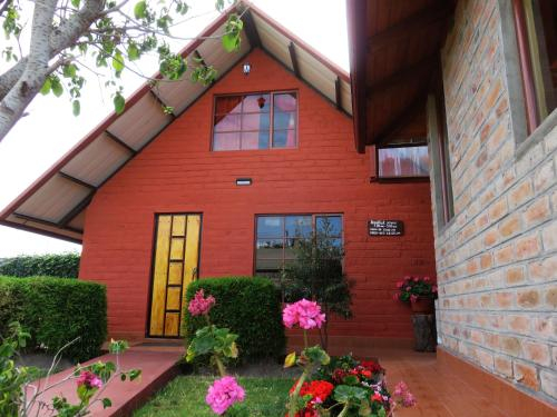 Casa del Montanero, Mejía