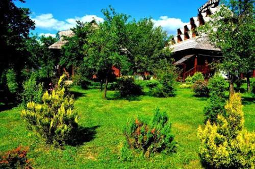 Komnenovo etno selo Kula Damjanova,