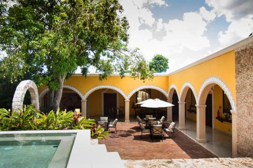 Villa San Antonio de Padua, Izamal