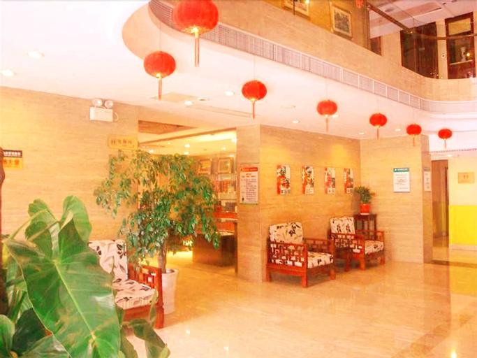 Greentree Inn Suzhou Heshan Business Hotel, Suzhou