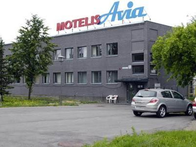 Motelis Avia, Klaipėdos