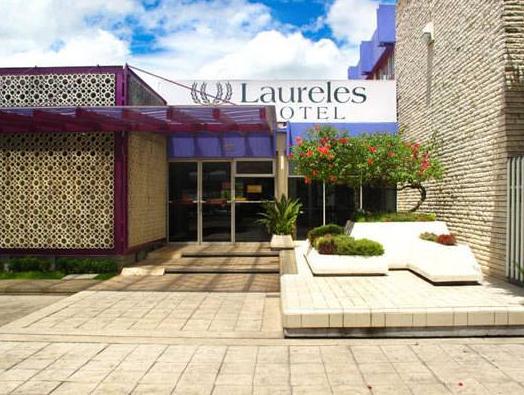 Laureles Hotel, Comitán de Domínguez