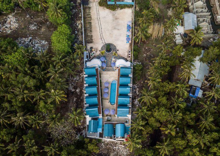 Santorini Beach Resort, Lombok
