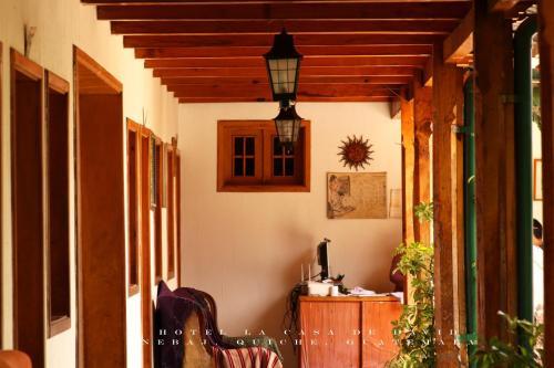 Hotel La Casa de David, Nebaj
