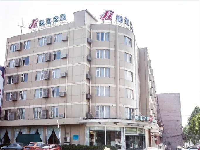 Jinjiang Inn Laiwu Wenyuan East Street, Laiwu