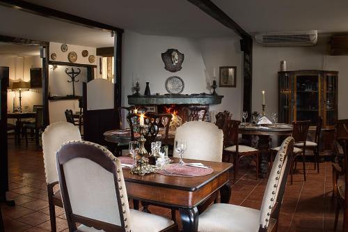 Pensiune-Restaurant Tara Luanei, Merei