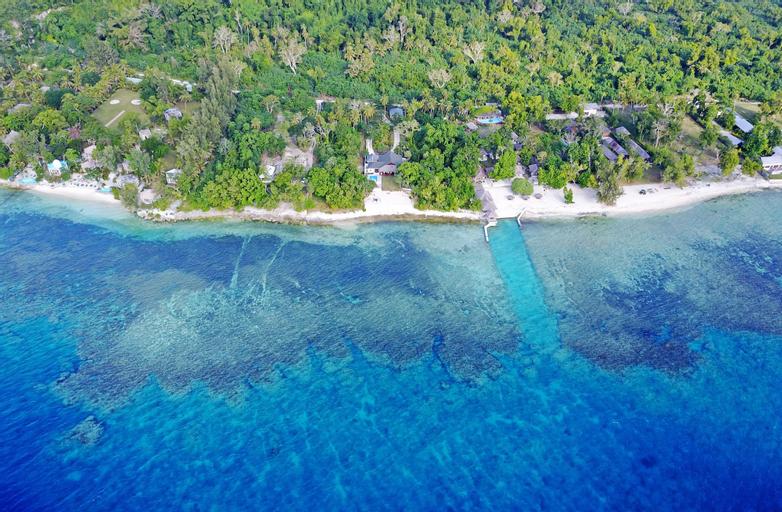 Coco Beach Resort, Pango