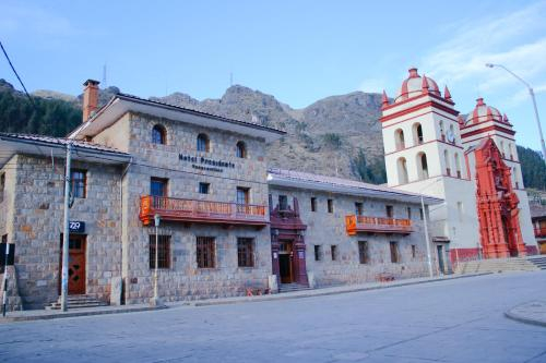 Hotel Presidente Huancavelica, Huancavelica
