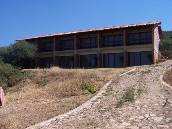 Hotel Hacienda de Kaluyo, Esteban Arce