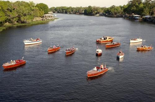 Big River Marina & Lodge, Volusia
