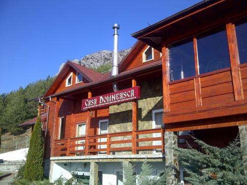 Casa Domneasca, Baia De Fier