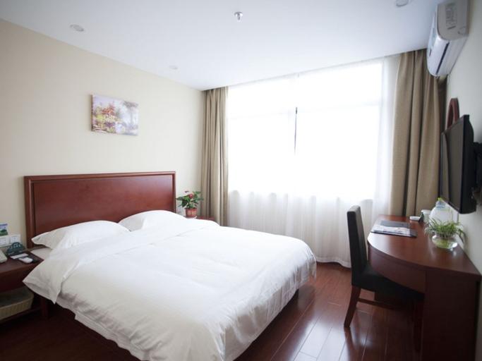 GreenTree Inn TaiZhou JingJiang RenMin S Road ZhongXu Road Business Hotel, Taizhou