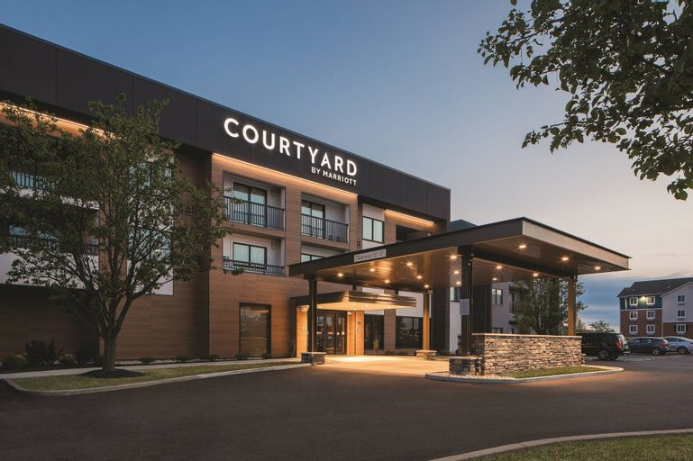 Courtyard by Marriott Greenville Haywood Mall, Greenville