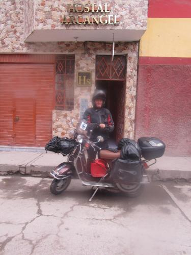 Hostal Arcangel, Abancay