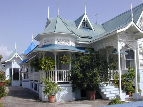 Trinidad Gingerbread House,