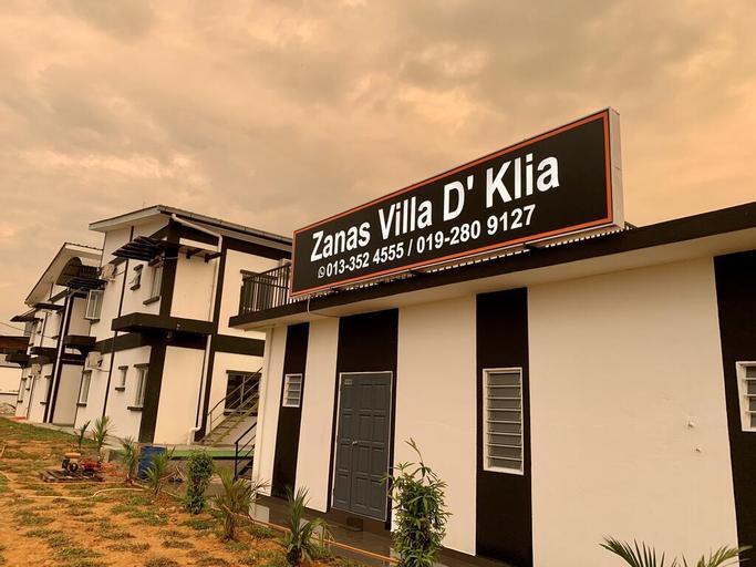 Zanas Villa D'KLIA, Kuala Lumpur
