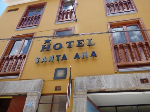 Hotel Santa Ana, Huamanga