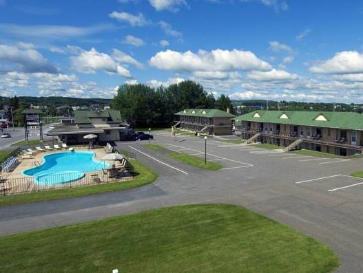 Daigle's Motel, Madawaska