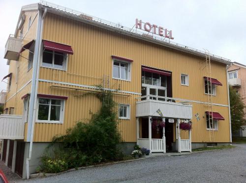Hotell Stensborg, Skellefteå