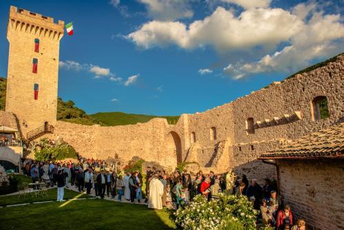Rocca Dei Trinci, Perugia