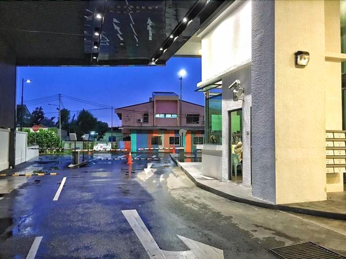 Koohen Co LA1, Penampang