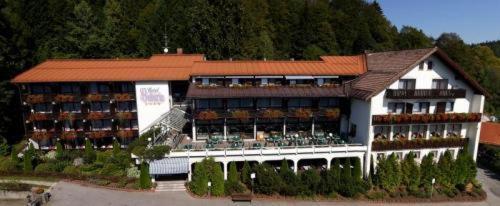 Hotel Bavaria, Regen