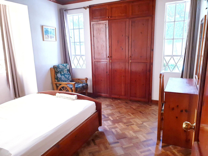Apartment With 2 Bedrooms in Trou aux Biches, With Shared Pool, Enclosed Garden and Wifi,