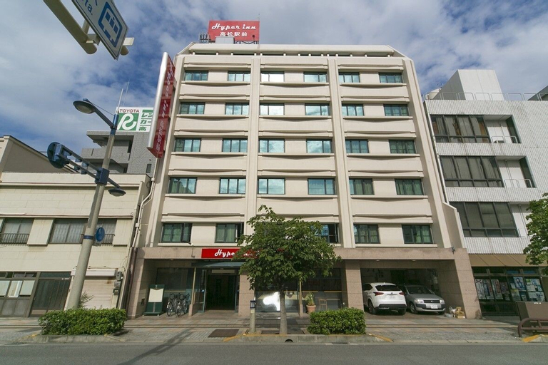 Hyper-inn Takamatsu Ekimae, Takamatsu