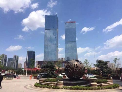 Qingdao Dubai Seven Star Duplex Seaview Apartment, Qingdao