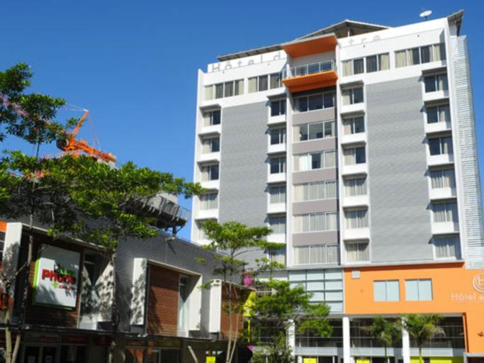 Hotel du Centre, Nouméa